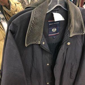 90s Sergio Tacchini coat